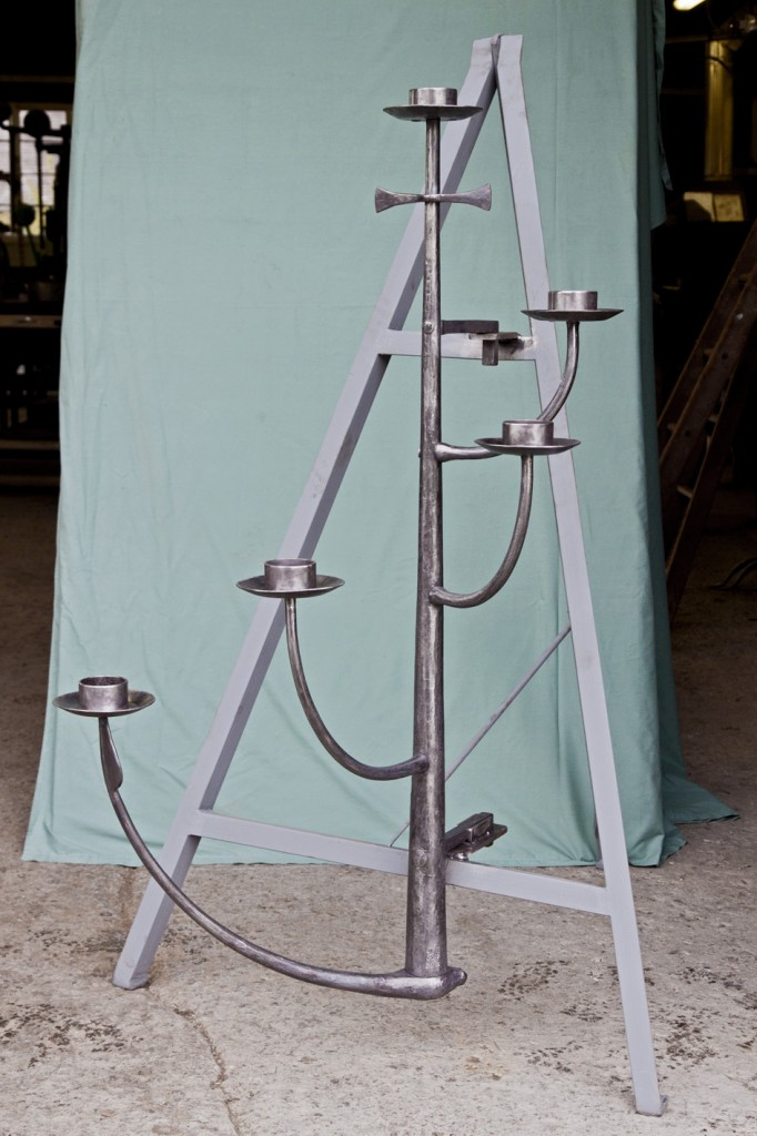 Advent Candle holder58
